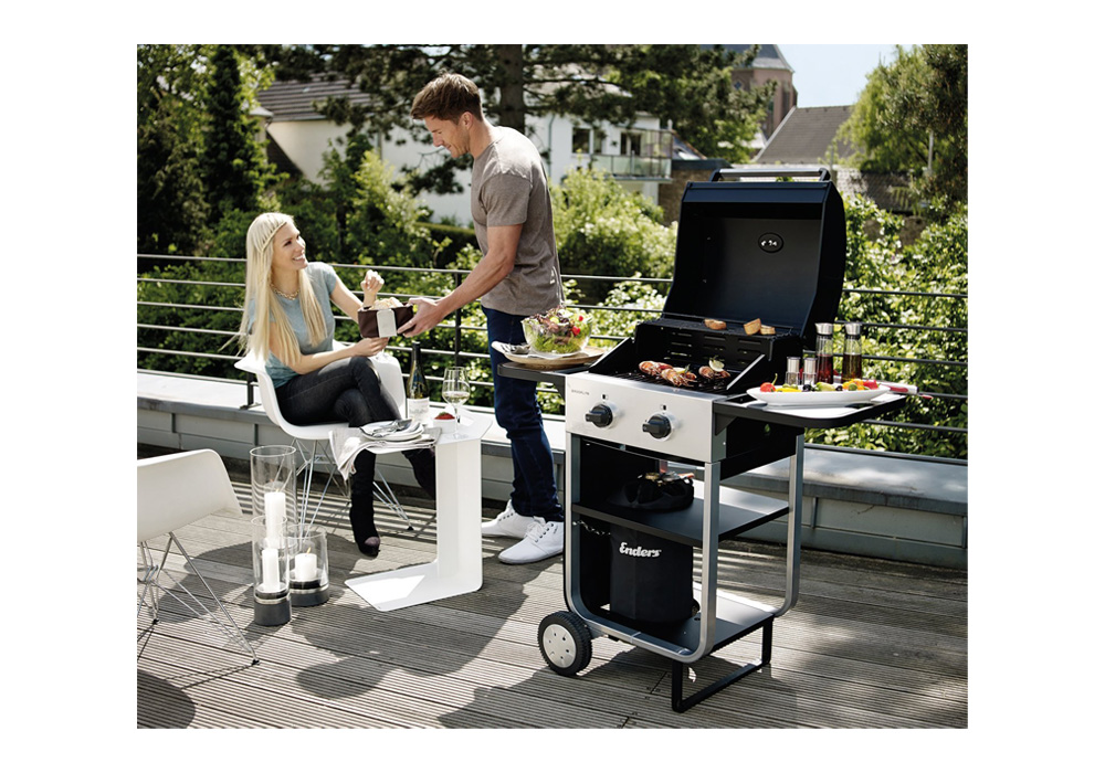 Enders Gasgrill Chicago Test : Test gasgrill enders monroe sik turbo gas grill im bundle mit