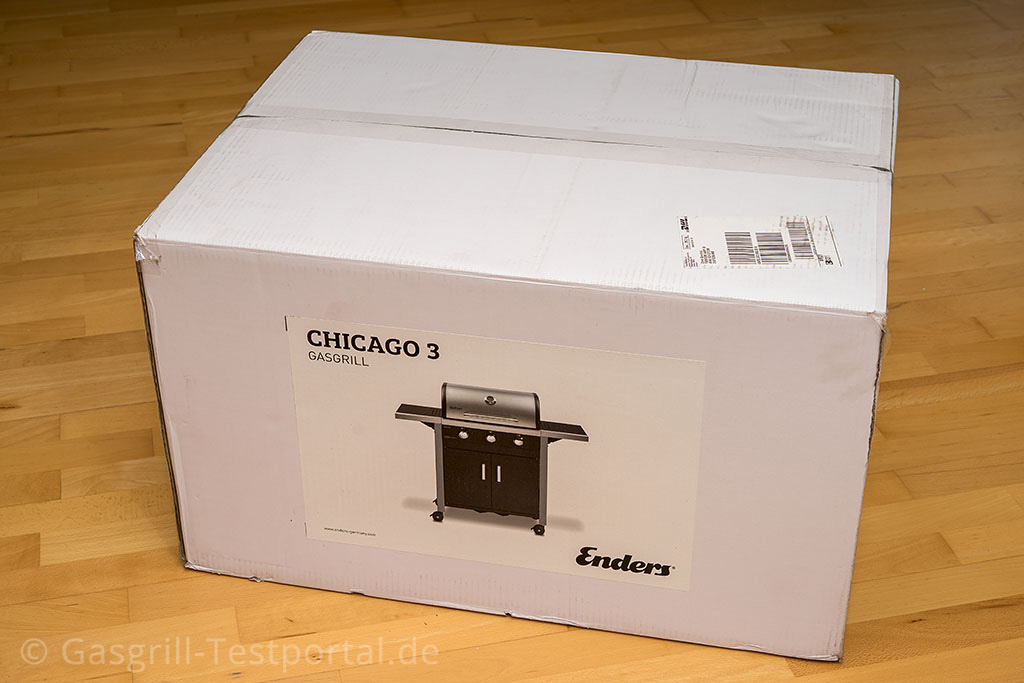 Enders Gasgrill Chicago 3 Test : ᐅ gasgrill test u worauf achten u top u gasgrill