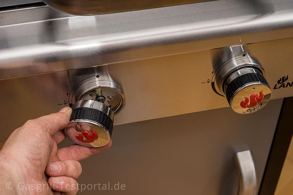 Landmann Gasgrill Brenner Reinigen : ᐅ landmann triton test u aufbau u grillergebnis u reinigung