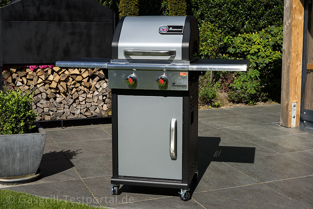 Landmann Gasgrill Chef : Landmann burner lp gas grill costco g grillin