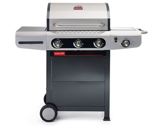 Barbecook Holzkohlegrill Test : Barbecook gasgrill´s u top modelle u barbecook spring siesta