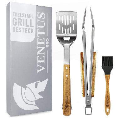 VENETUS-BBQ Grillbesteck
