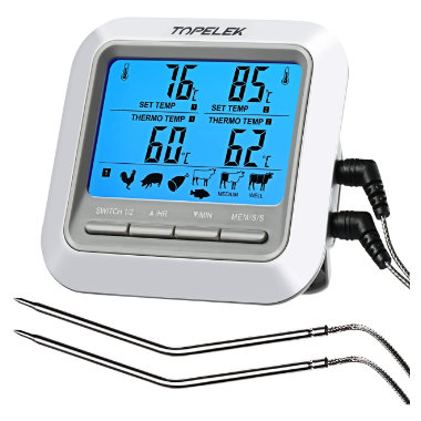 TOPELEK Grillthermometer